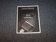 John Deere G100 G110 Garden Tractors Service Repair Technical Shop Manual TM2020