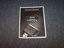John Deere G100 G110 Garden Tractors Service Repair Technical Shop Manual TM2020