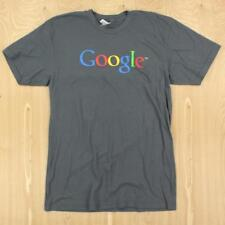 GOOGLE . com promo tee t-shirt , size MEDIUM american apparel usa made