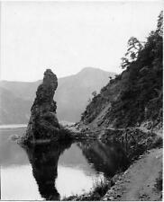 Photo.  1910s. North Korea.  Waterfront Scene