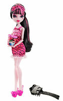 Monster High Draculaura TODMÜDE Dead Tired OVP X4515