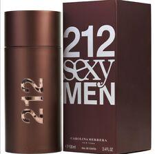 Carolina Herrera 212 Sexy for Men Eau de Toilette 3.4oz