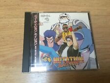 MUTATION NATION with SPINE CARD. Neo geo CD. SNK Japanese