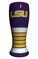 LSU Tigers Hand-Painted Artisan Pilsner Glass [NEW] NCAA Cup Beer Pint