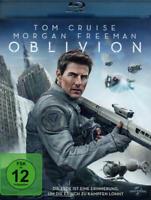 Oblivion (Tom Cruiise/Morgan Freeman/Nikolaj Coster-Waldau) Blu-Ray  Top Zustand