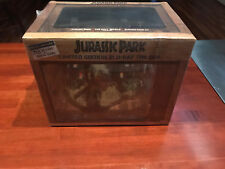 Jurassic Park Ultimate Trilogy Gift Set (Blu-ray) RARE OOP VHTF 100% USA REAL !!