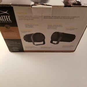 Altec Lansing Desktop/ Laptop  BX1220 USB Powered 2.0 Satellite Speaker System