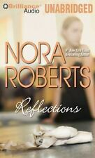 REFLECTIONS unabridged audio book on CD by NORA ROBERTS - Brand New!