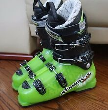 Nordica Patron Team Ski Boots 26.5 Men Size 8.5 Women 9.5