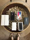 Lot Of Empty iPhones Boxes, 5, 6, 8+, X, XR, iPad Mini