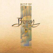 BERLIN: THE BEST OF BERLIN 1979-1988 CD! W/THE METRO! 1988 GEFFEN 9 24187-2! EX+