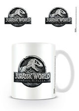 JURASSIC WORLD FALLEN KINGDOM LOGO MUG NEW GIFT BOXED 100% OFFICIAL MERCH