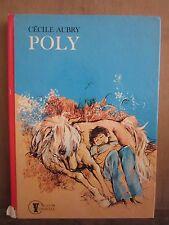 Cécile Aubry:Poly/Collection Vermeille, Hachette 1975
