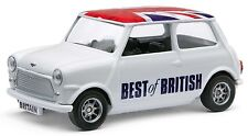 GS82298 Corgi Best Of British Classic Mini with Union Jack Die-cast Gift New UK