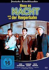Wenn es Nacht wird auf der Reeperbahn - Fritz Wepper - Filmjuwelen/Dynasty DVD