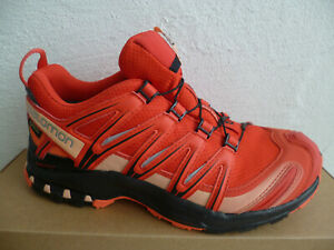 Salomon Sportschuhe Halbschuhe Sneakers  XA PRO 3D GTX rot Neu!!!