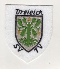 Original Patch Patches Crest SV Dreieich TV Hessen Sleeve Patch