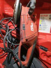 New Listinghilti Dg 150 Diamond Cup Wheel Grinder Power Converter Dpc 20 With Case