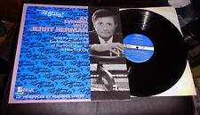 An Evening with JERRY HERMAN Laureate NM Lisa Kirk JOE MASIELL Carol Dorian RARE