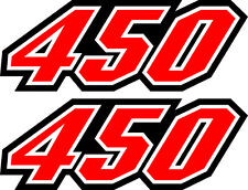 YFZ450 Decals Stickers Graphics YFZ450R 450 450R YFZ Limited Edition Quad