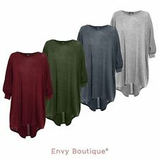 Casual Batwing Dresses Plus Size for Women