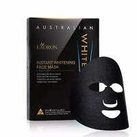 PROMOTION PRICE NEW Eaoron Instant Whitening Face Mask 2X 5X 10X Black Edition