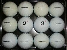 "12 Bridgestone ""Tour B "" 2019 series golf balls"