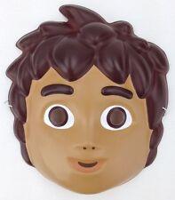Go Diego Go Plastic Child Costume Mask Latino Boy Animal Rescue Cartoon