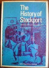 History of Stockport  Hardback, 1971 First Published 1922