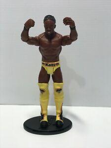 Kofi Kingston WWE Wrestling Figure Survivor Series Mattel.