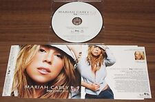 MARIAH CAREY Japan PROMO ONLY 2 track CD Boy edit MORE MARIAH in stock OFFICIAL