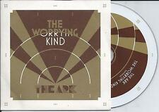THE ARK - The worrying kind CD SINGLE 1TR CARDSLEEVE Eurovision 2007 SWEDEN