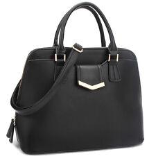 New Womens Handbags Leather Work Satchel Tote Bag Laptop Bag Briefcase Purse