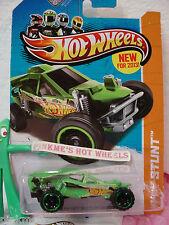 CASE N 2013 TEAM Hot Wheels  BUGGY #94 US☆Green w/Chrome Int☆HW Stunt Road Rally