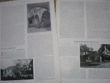 Photo article olive growing in Liguria Italy 1904