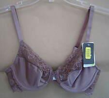 NWT $48 WACOAL 34B Seasonal Fashion CAPPUCCINO (909) Underwire Bra 851127