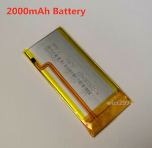 2000mAh Battery Upgrade replacement for iPod Classic 6 6.5 7 & Video 5 5.5 Thin*