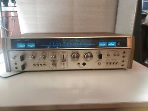 Vintage Rare Akai Stereo Receiver Model AS 700 Japan 4 Channel Not Tested. AS IS