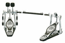 Tama HP200PTWL Iron Cobra Doppel Fußmaschine Links Bass Drum Pedal Linksfüßer