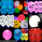 Illoom Light Up Balloons Birthday Party Decorations LED Wedding Happy Birthday