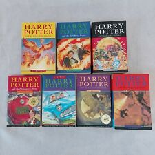 Harry Potter Complete Paperback Bloomsbury Set 1st Editions Young Dumbledore
