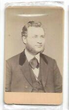 Unidentified Gentleman; Photo by Unknown Photographer (4786)
