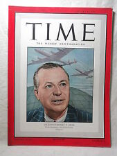 TIME Magazine January 14 1946 Lockheed Aircraft's ROBERT E. GROSS