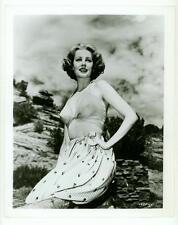 "SEXY ARLENE DAHL ORIGINAL MGM PHOTO ""THE OUTRIDERS"" 1950"