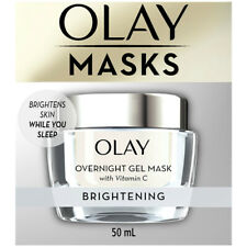 Olay Masks Overnight Brightening Gel Mask With Vitamin C 1.7oz Brand New In Box