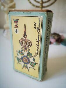 Tarot Tarocchi Con Personaggi Napoleonici IL Meneghello  Limited Vintage