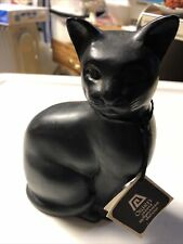 The Cat by Owen Crafts Ballyshannon Ireland Nwt approx 7.5� tall