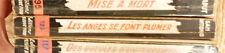SAN ANTONIO LES ANGES SE FONT PLUMER  Ed FLEUVE NOIR 1957  N°122