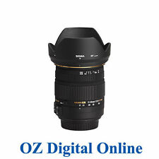 Sigma DC Camera Lenses for Canon 17-50mm Focal