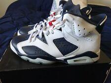 Air Jordan 6 Retro Olympic Size 11 100% Authentic 9.5/10